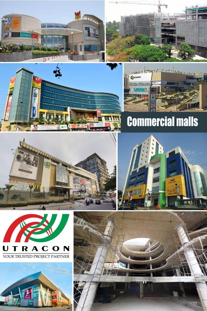 Commercial Malls